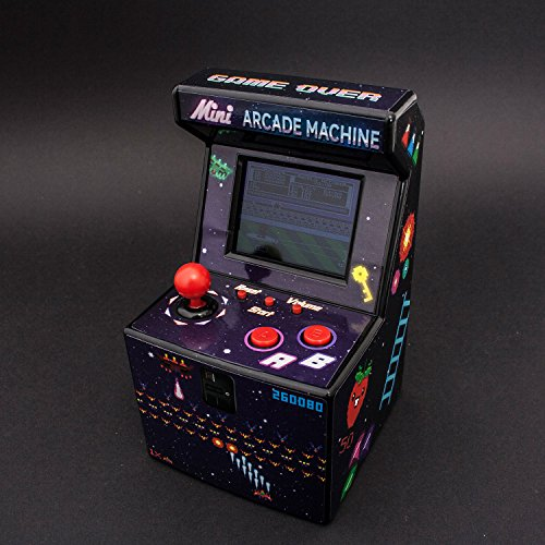thumbsUp 240in1 16bit Mini Arcade Machine incluse de 240 jeux 1001473 0 0 - lifestyle, geek - thumbsUp! - 240in1 - 16bit Mini Arcade Machine incluse de 240 jeux - 1001473