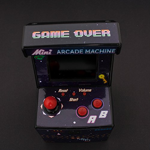 thumbsUp 240in1 16bit Mini Arcade Machine incluse de 240 jeux 1001473 0 1 - lifestyle, geek - thumbsUp! - 240in1 - 16bit Mini Arcade Machine incluse de 240 jeux - 1001473