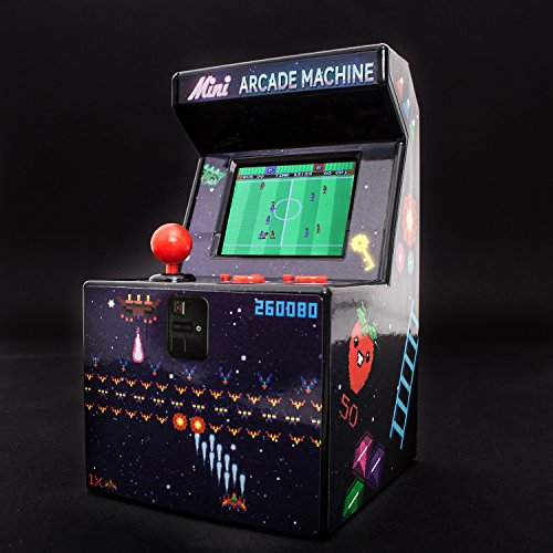 thumbsUp 240in1 16bit Mini Arcade Machine incluse de 240 jeux 1001473 0 2 - lifestyle, geek - thumbsUp! - 240in1 - 16bit Mini Arcade Machine incluse de 240 jeux - 1001473