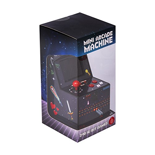thumbsUp 240in1 16bit Mini Arcade Machine incluse de 240 jeux 1001473 0 4 - lifestyle, geek - thumbsUp! - 240in1 - 16bit Mini Arcade Machine incluse de 240 jeux - 1001473