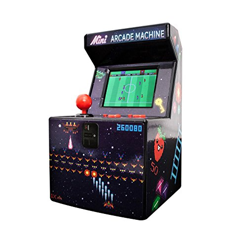 thumbsUp 240in1 16bit Mini Arcade Machine incluse de 240 jeux 1001473 0 - lifestyle, geek - thumbsUp! - 240in1 - 16bit Mini Arcade Machine incluse de 240 jeux - 1001473