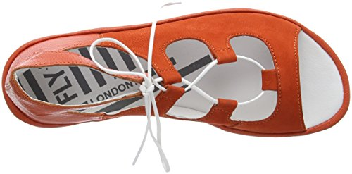 Fly London Mura859fly Sandales Bout Ouvert Femme 0 5 - mode, passion - Fly London Mura859fly, Sandales Bout Ouvert Femme