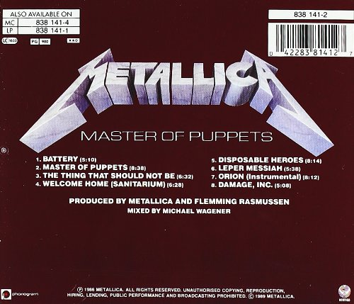 Master of Puppets 2
