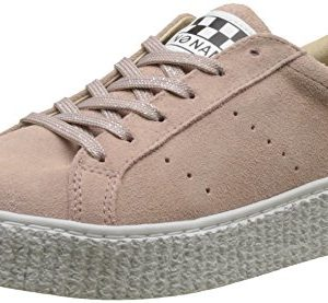 No Name Picadilly Sneaker Suede, Baskets Basses Femme 46