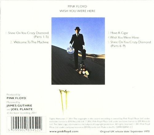 Wish You Were Here Discovery Edition 0 0 - musique, passion - Wish You Were Here (Discovery Edition)