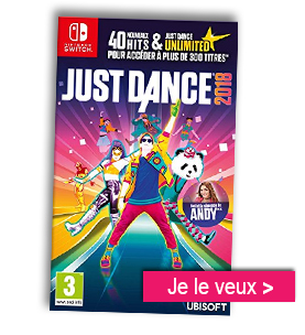 just dance nintendo