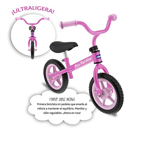 Chicco 00001716100000 Draisienne 2 5 ans Rose 0 0 - velo, sport - Chicco 00001716100000 - Draisienne - 2-5 ans _Rose
