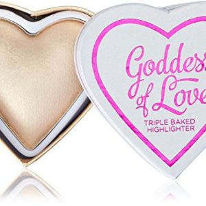 I Heart Makeup Blushing Hearts Highlighter Golden Goddess 3