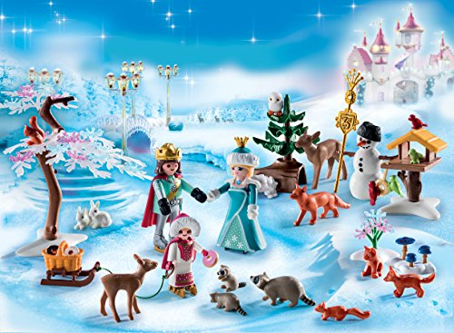 Playmobil 9008 Jeu Calendrier Avent Famille 0 0 - famille, noel-pour-tous - Playmobil - 9008 - Jeu - Calendrier Avent Famille