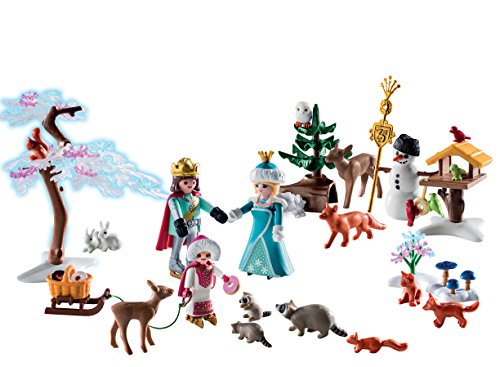 Playmobil 9008 Jeu Calendrier Avent Famille 0 1 - famille, noel-pour-tous - Playmobil - 9008 - Jeu - Calendrier Avent Famille