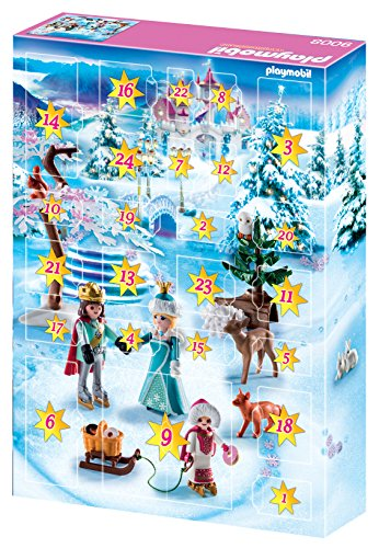 Playmobil 9008 Jeu Calendrier Avent Famille 0 2 - famille, noel-pour-tous - Playmobil - 9008 - Jeu - Calendrier Avent Famille