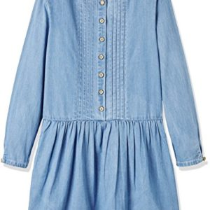 Marque Amazon - RED WAGON Robe en Jean Fille 51