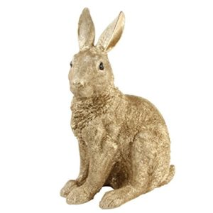 Tirelire Lapin Or 0 300x300 - amie-des-animaux, passion - Tirelire Lapin Or