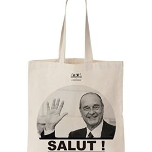 Tote Bag Jacques Chirac 0 300x300 - collegue, lifestyle, mode - Tote Bag Jacques Chirac