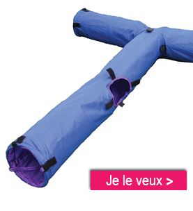 tunnel lapin personalgifter -  - Le noël des animaux
