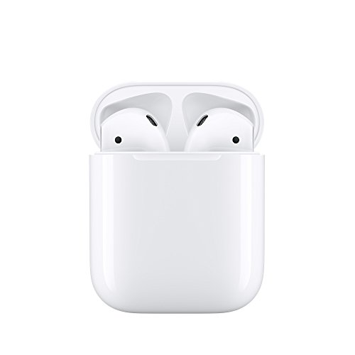 Apple AirPods couteurs sans fil Bluetooth Lightning Blanc 0 1 - homme, famille - Apple AirPods écouteurs sans fil (Bluetooth, Lightning) - Blanc