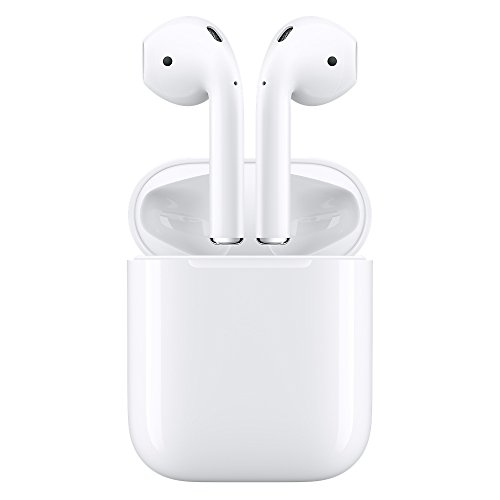 Apple AirPods couteurs sans fil Bluetooth Lightning Blanc 0 - homme, famille - Apple AirPods écouteurs sans fil (Bluetooth, Lightning) - Blanc