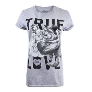 Disney True Love T-Shirt Femme 16