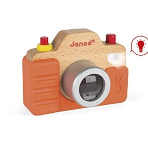 Janod J05335 Appareil Photo Sonore 0 300x300 - potes-devenus-parents, famille, noel-enfant - Janod - J05335 - Appareil Photo Sonore