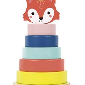 Janod J08014 Empilable Renard Baby Forest Bois 0 300x300 - potes-devenus-parents, famille, noel-enfant - Janod - J08014 - Empilable Renard Baby Forest Bois