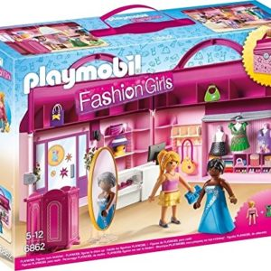 Playmobil 6862 Magasin transportable 0 300x300 - fille, famille, noel-enfant - Playmobil - 6862 - Magasin transportable