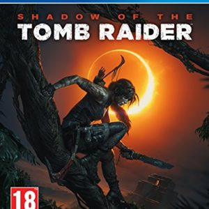 Shadow of The Tomb Raider PC DVD 32