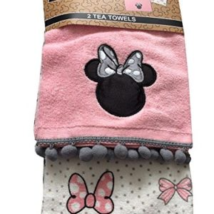 Torchons de cuisine Minnie Mouse officiel 66