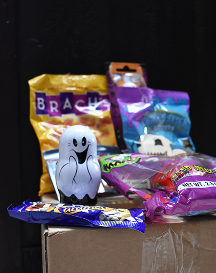 halloween confiserie titto - tests - Unboxing Halloween Confiserie Titto