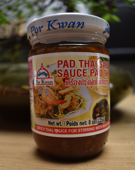 pad thai - tests - Unboxing Box Voyageuse Thaïlande