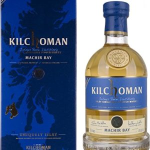 Kilchoman Machir Bay Scotch Whisky, Whisky Ecossais, 70 cl 44