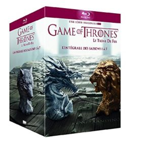 Game of Thrones (Le Trône de Fer) - L'intégrale des saisons 1 à 7 - Blu-ray - HBO [BLURAY] [BLURAY] 19