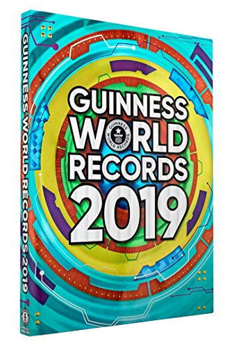 Guinness World Records 2019 0 - livres, passion - Guinness World Records 2019