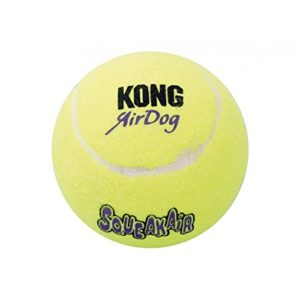 Kong Company (the) - Lot de 3 balles de tennis qui couinent Air Dog 42
