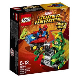 LEGO - 76071 - Marvel Super Heroes - Mighty Micros : Spider-man Contre Scorpion 33