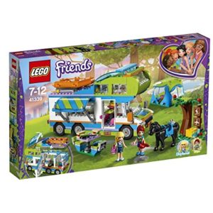 LEGO Friends - Le camping-car de Mia - 41339 - Jeu de Construction 11