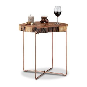 Relaxdays Table dAppoint Bois 0 300x300 - mobilier, home - Relaxdays Table d'Appoint Bois