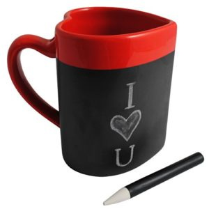 Bunkerbound B3 LOVEMUG Coeur d'Amour Tasse de Message 77