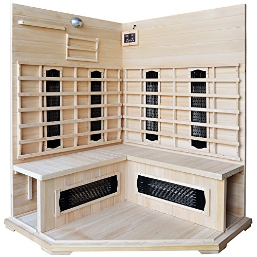 CABINE SAUNA LUXE INFRAROUGE 34 PLACES 0 0 - couple, amour - CABINE SAUNA LUXE INFRAROUGE 3/4 PLACES
