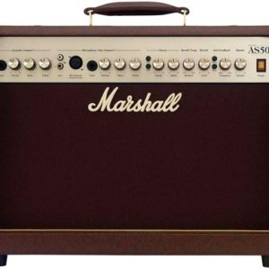Marshall - Amplificateurs guitares acoustiques AS 50 D 87