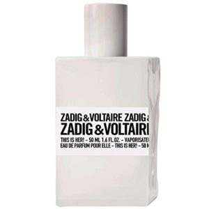 Zadig Voltaire This Is Her Parfum 50 ml 0 300x300 - couple, amour - Zadig & Voltaire This Is Her! Parfum 50 ml