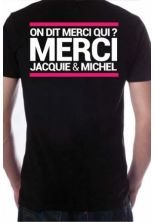Tee-shirt Jacquie & Michel n°7 - Taille : L 53