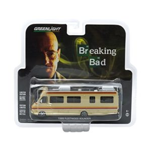 Breaking Bad - 1986 Fleetwood Bounder RV 1/64 métal 12