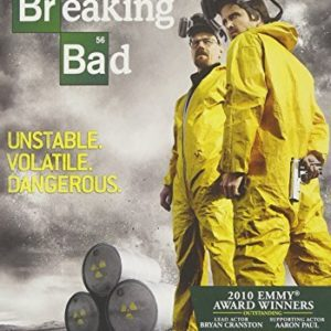 Breaking Bad - Season 03 (4 discs) by Bryan Cranston 10