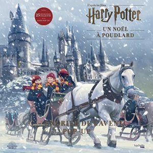 Calendrier de l'avent Pop-up Harry Potter: Un Noël à Poudlard 99