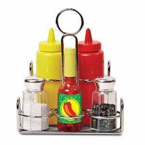 Melissa & Doug - 19358 - Ensemble de Condiments 23