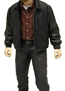 Mezco Toys- Breaking Bad Heisenberg Figurine, 696198752717, Multicolore, 30 cm 79
