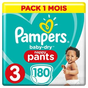 Pampers - Baby Dry Pants 23
