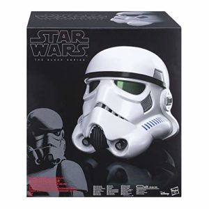 Star Wars – Edition Collector  Black series – Casque impérial de Stormtrooper 2