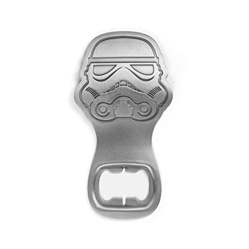 THUMBS UP STMTRPBO Décapsuleur Star Wars Stormtrooper, Argent 1