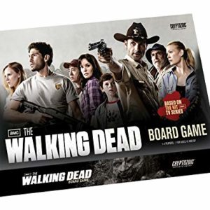 Cryptozoic Walking Dead TV Board Game 13
